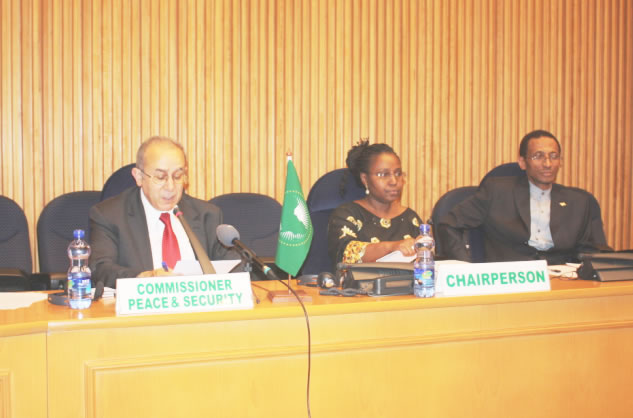 Press Statement of the Peace and Security Council of the African Union (AU), at its 342nd meeting