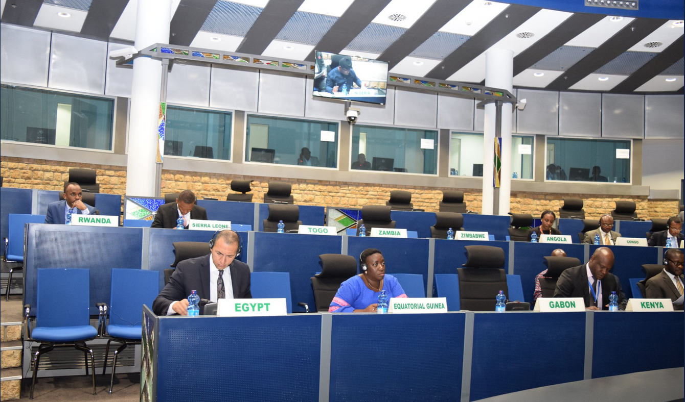 The 817th meeting of the AU Peace and Security Council on Somalia