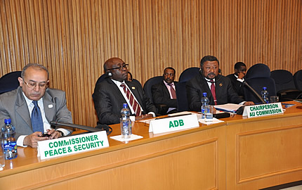 """Africa helping Africa"" African Union launches the African Solidarity Initiative to support  Post-Conflict Reconstruction and Development in Africa"