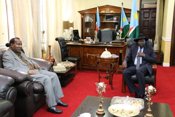 The African Union looks forward to the early signing of the Peace Agreement on South Sudan by the government of the Republic of South Sudan