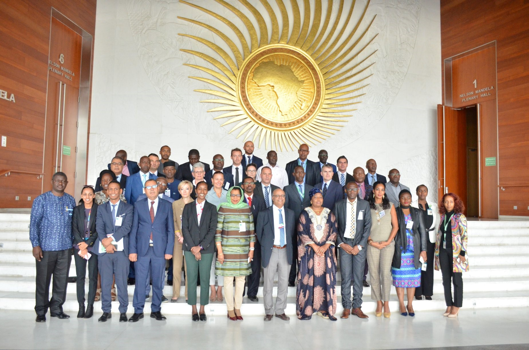 The AU Commission convenes Inaugural Meeting of the African union steering committee on security sector reform (SSR)