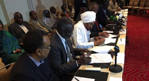 Statement by Chairperson of the Commission on the signing of the Sudan Roadmap Agreement