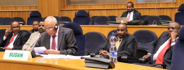Press statement of the 537th meeting of the PSC on the evolution of the peace process in South Sudan