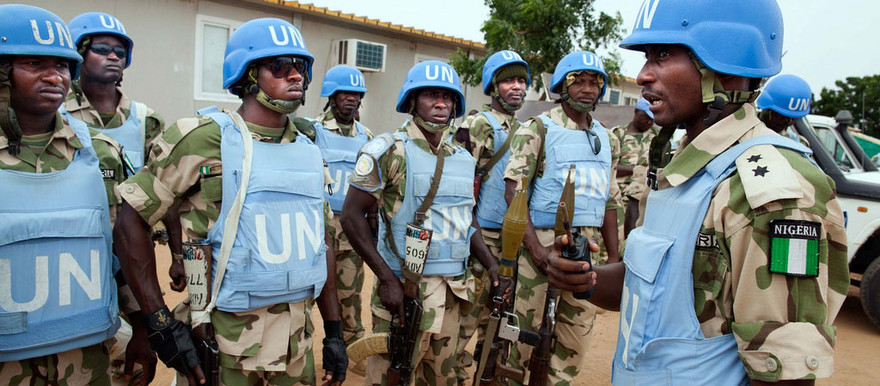 Unamid troops in East Darfur (Albert González Farran/Unamid)