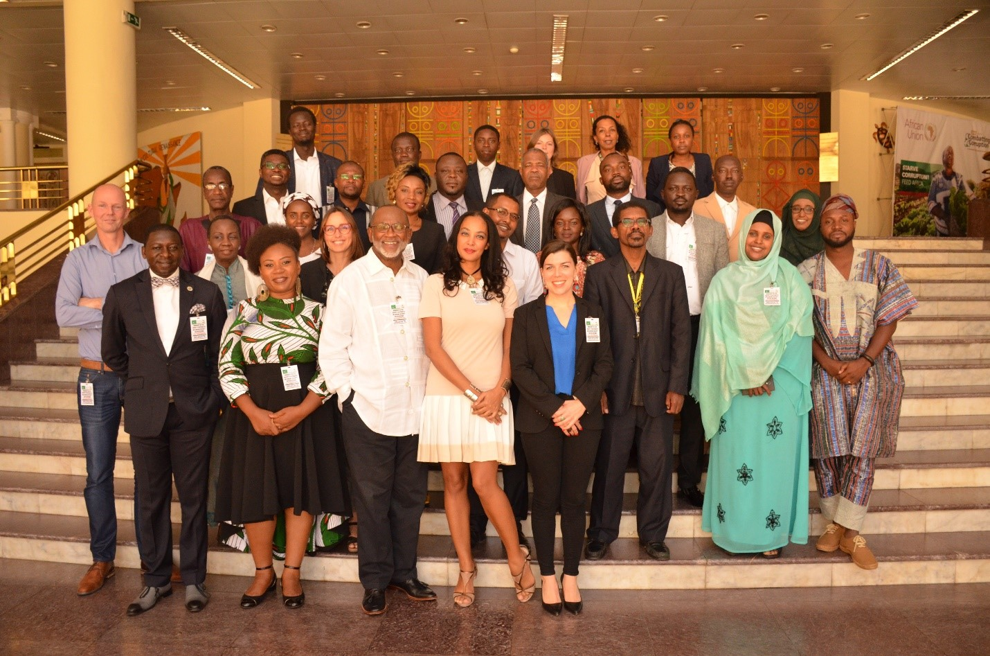 AU hosts Civil Society workshop on influencing strategy for Security Sector Reforms