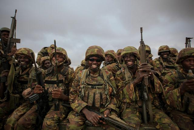 AMISOM troops secure Wanla Weyn on Afgooye – Baidoa corridor