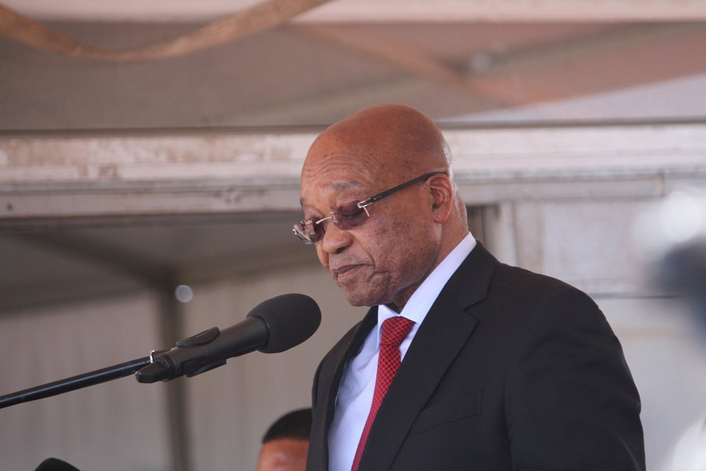 Remarks by H.E. Mr Jacob Zuma, President of the Republic of South Africa, at the Closing Ceremony of AMANI AFRICA II Field Training Exercise, Lohatla, Northern Cape, South Africa